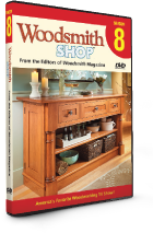 Woodsmith Shop Season 8 DVD