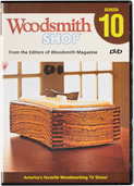 Woodsmith Shop Season 10 DVD