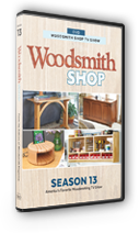 Woodsmith Shop Season 13 DVD