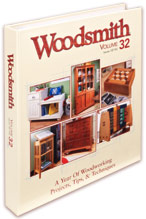 Woodsmith Bound Volume 32