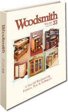 Woodsmith Bound Volume 33