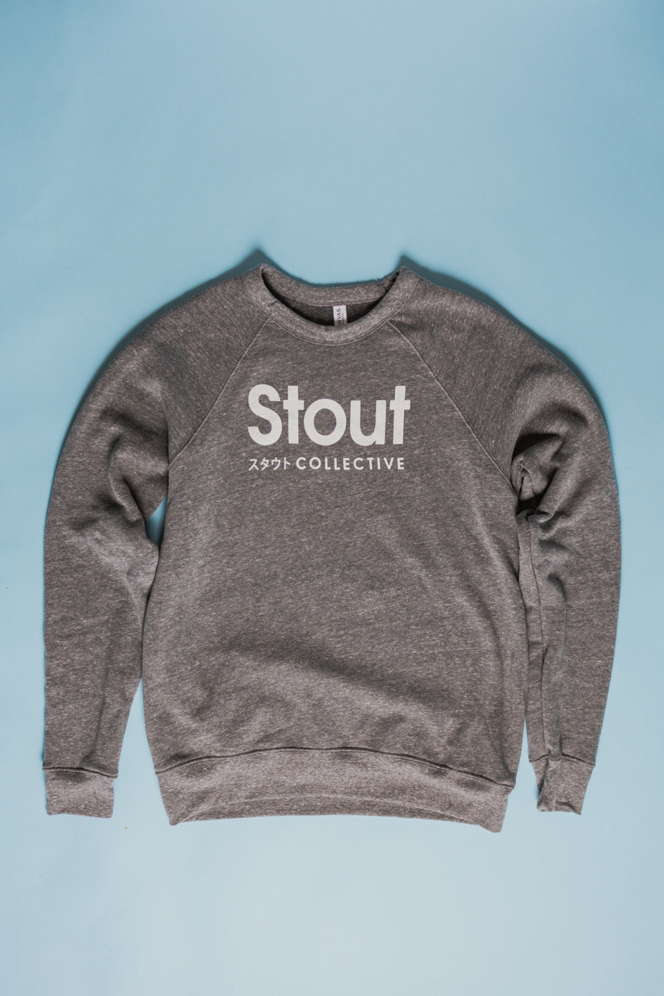 The Softest Crewneck Sweatshirt in Chicago by Stout Collective