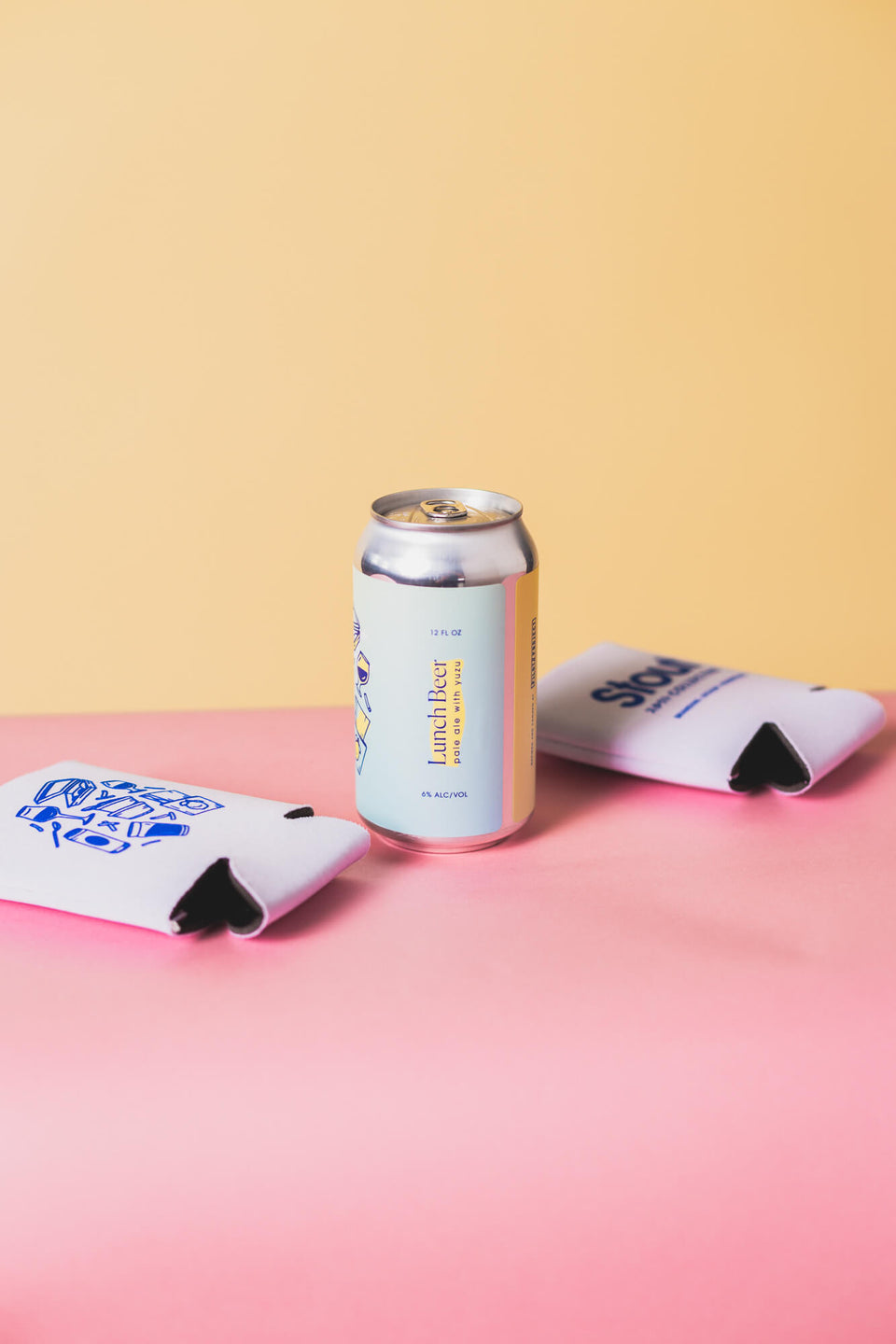 Printed Beer Koozie