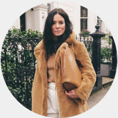 Hedvig London Blogger Loop Generation Second Hand Clothing
