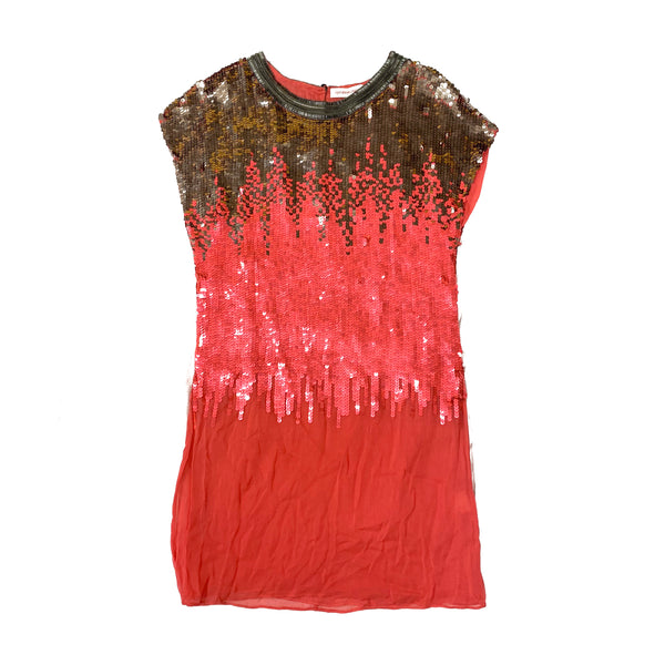 Matthew Williamson sequin dress