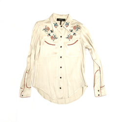 second hand pre owned ISABEL MARANT shirt