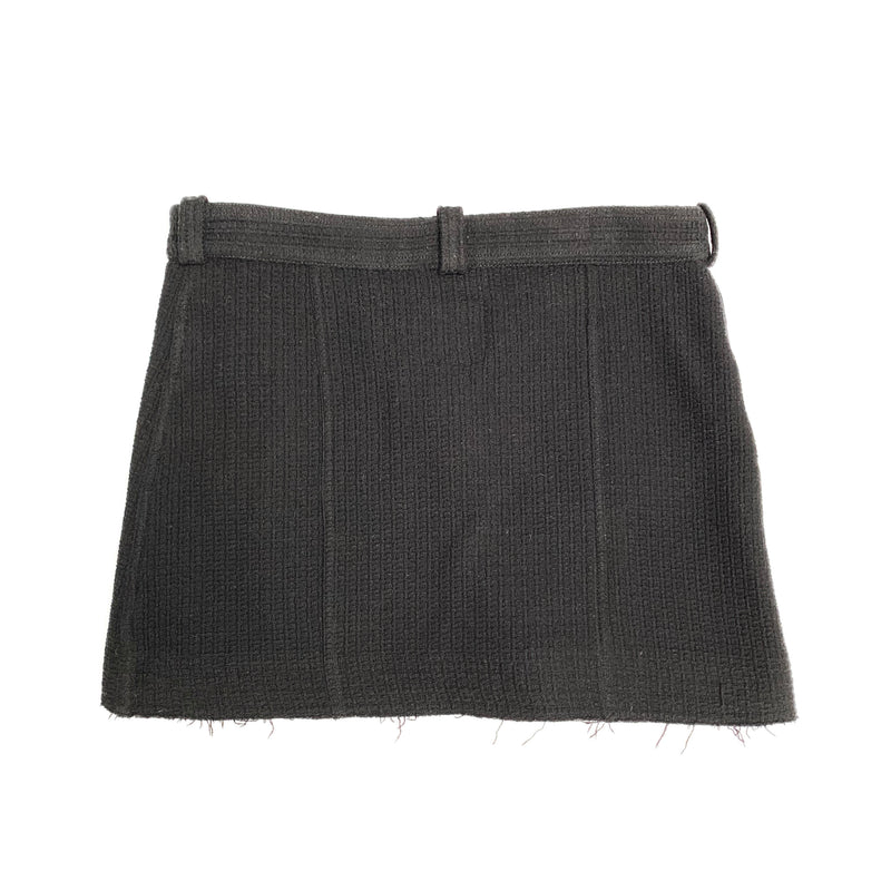 second hand CHANEL mini skirt