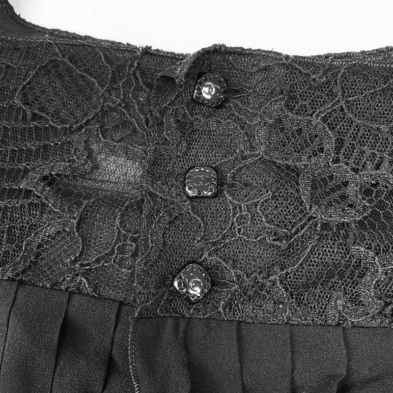 Chanel Lace Top