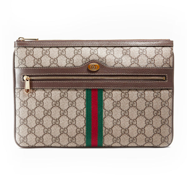 Gucci Ophidia GG Supreme pouch loop generation sale