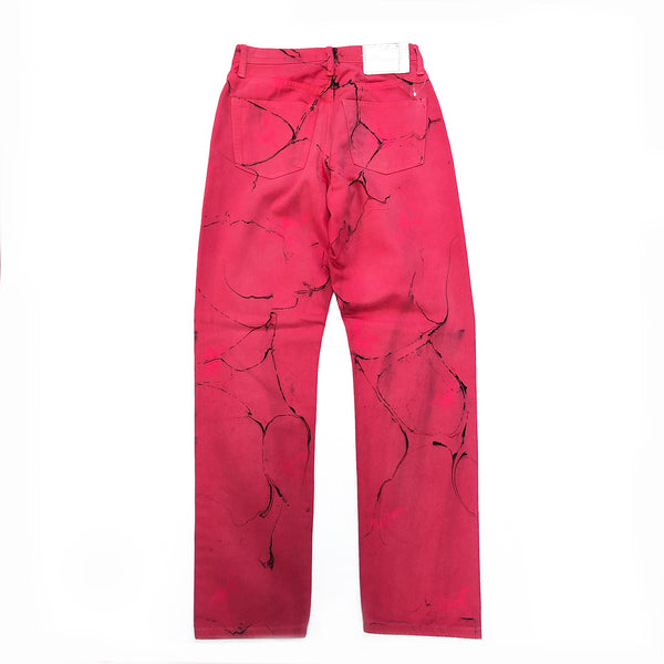 ACNE magenta jeans | size 27