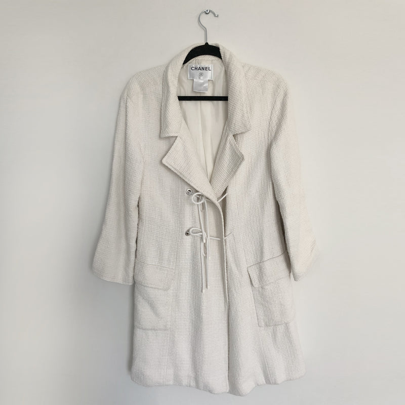 second hand CHANEL coat