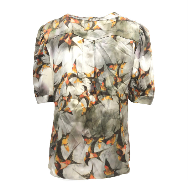 Erdem multicolour print blouse | size IT44