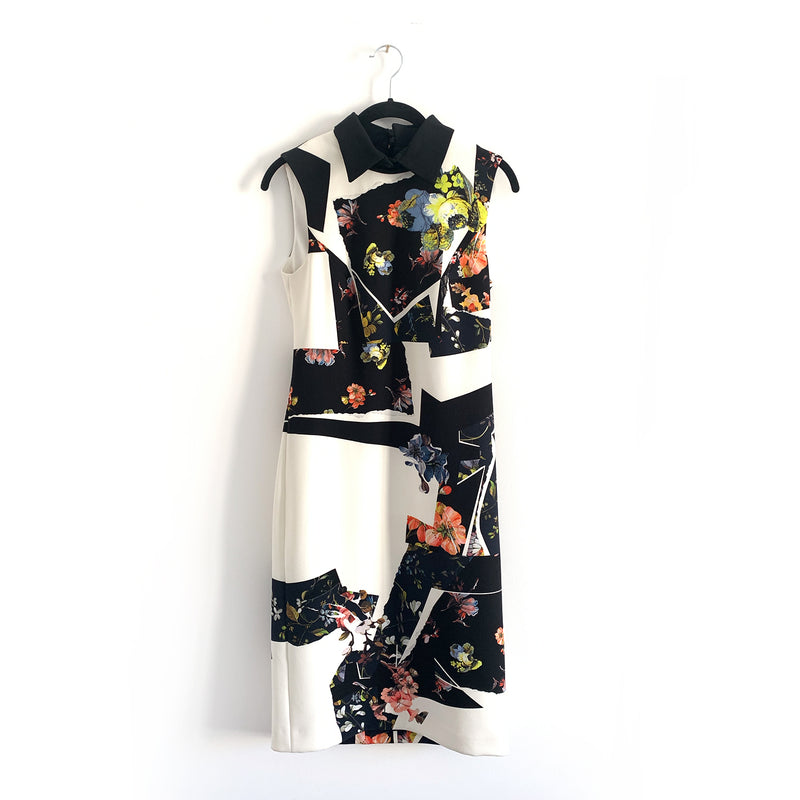 ERDEM Brennon flower print dress Loop Generation