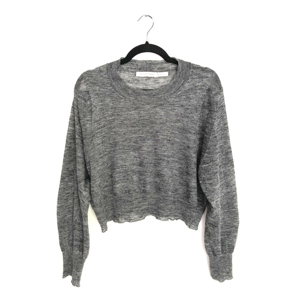ISABEL MARANT ÉTOILE grey jumper
