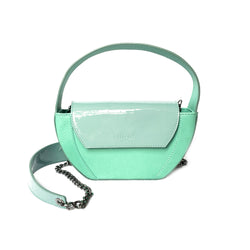 LILI RADU Ellipse mini bag