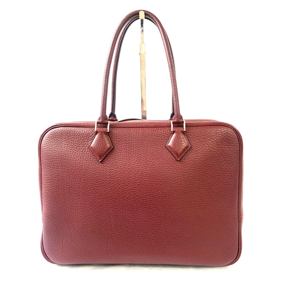 HERMÈS Plum bag