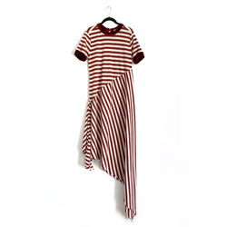 JOHANNA ORTIZ striped dress Loop Generation