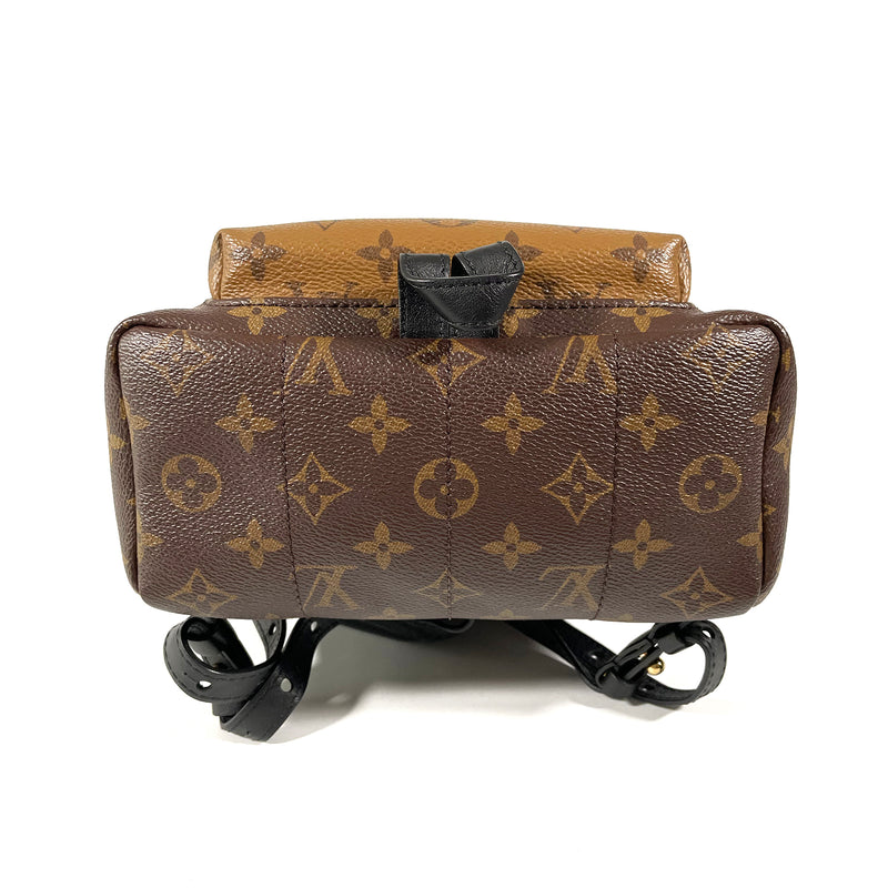 pre owned Louis Vuitton Palm Springs Monogram Canvas Backpack
