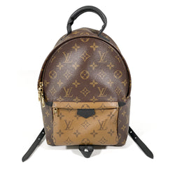 Louis Vuitton Palm Springs Monogram Canvas Backpack