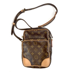 LOUIS VUITTON Amazon monogram crossbody bag