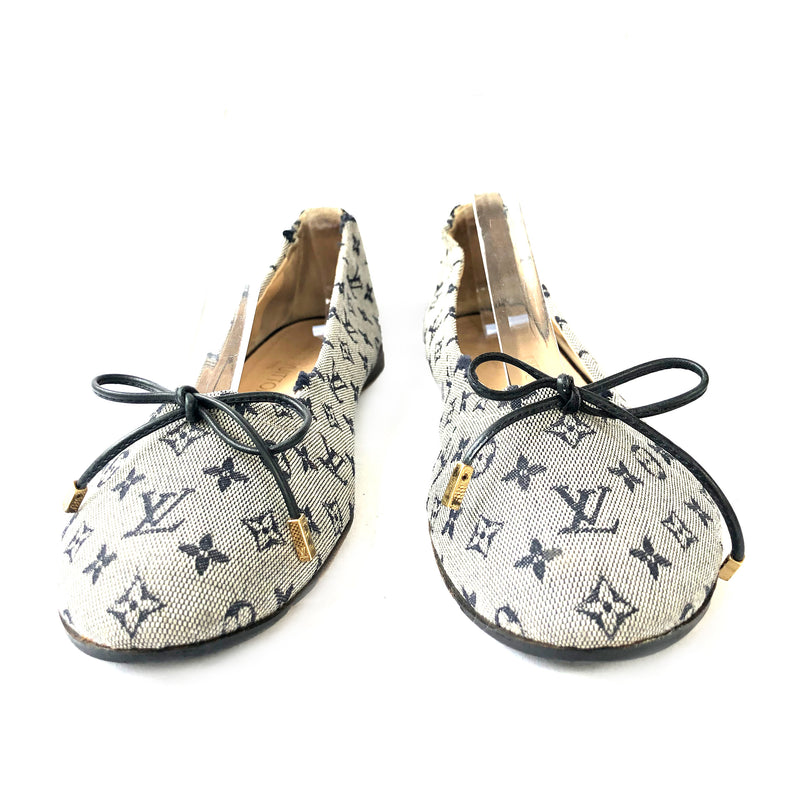 LOUIS VUITTON ballerinas