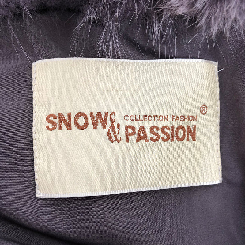 SNOW&PASSION fur bolero