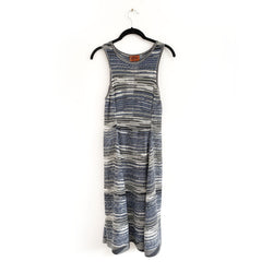MISSONi blue dress Loop generation