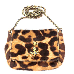 MULBERRY animal print handbag