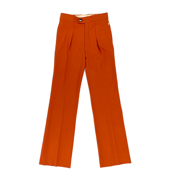 CHLOÉ orange trousers