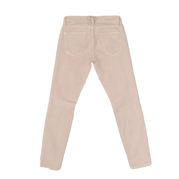 Current/ Elliot The Stiletto pink jeans