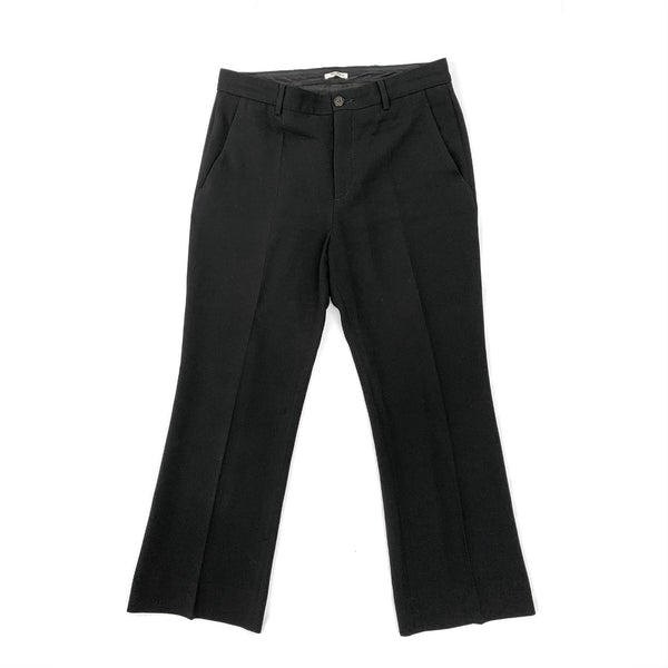 Miu Miu black capri pants
