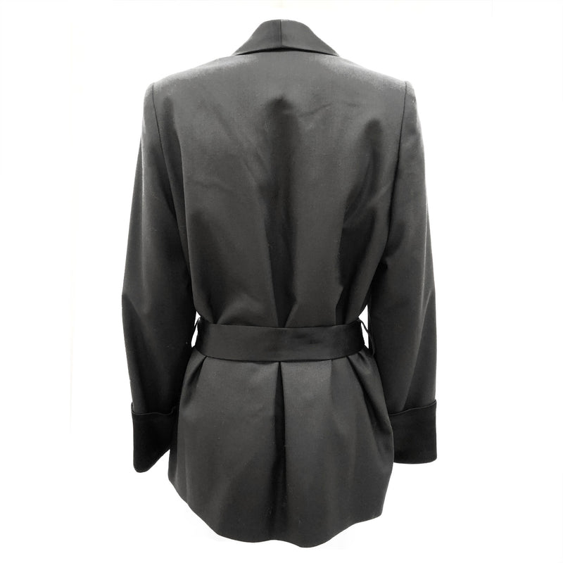 second hand black evening jacket