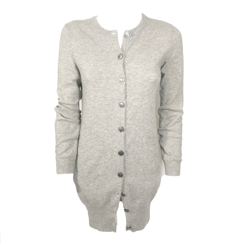 Goyo grey cashmere jumper