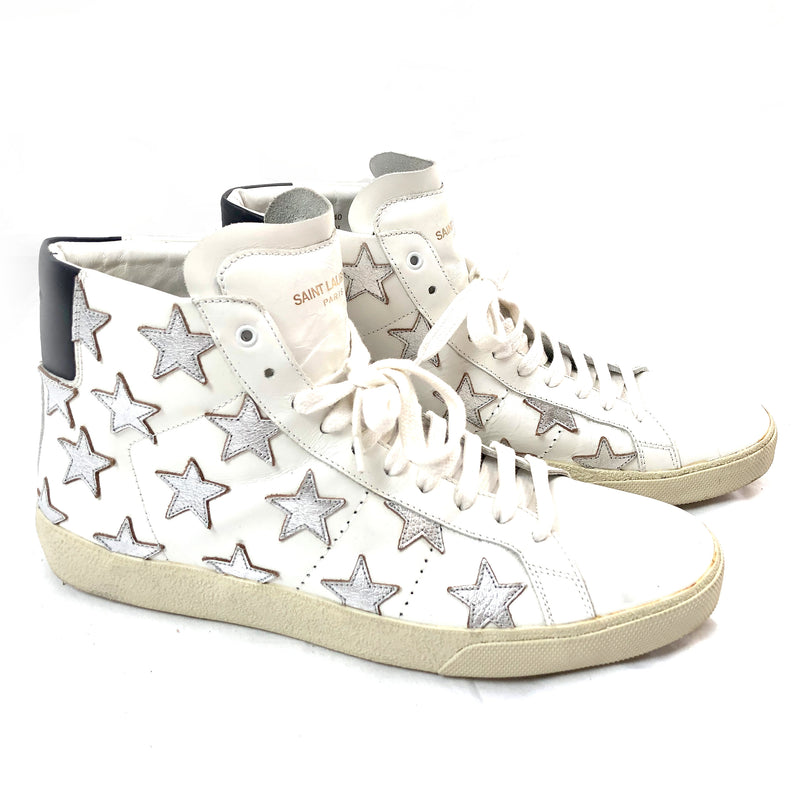 SAINT LAURENT star trainers