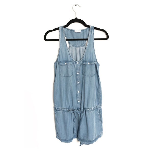 cheap denim SOFT jumpsuit