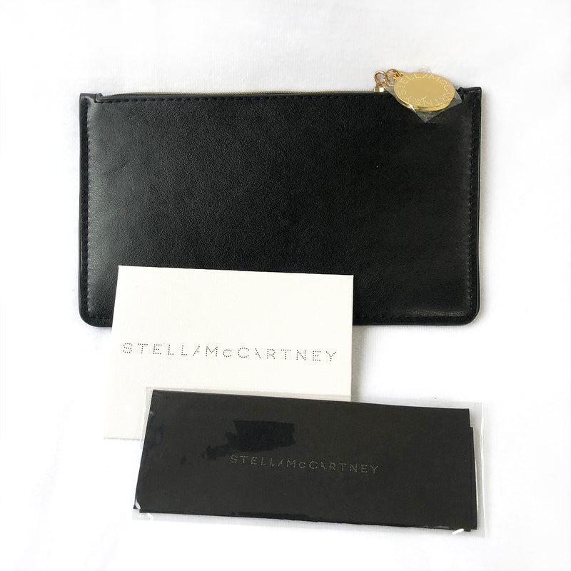 Stella McCartney black pouch