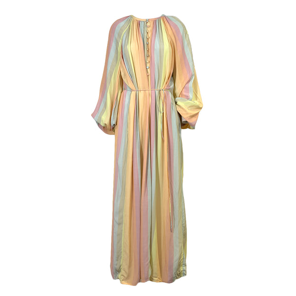 Stine Goya Elia rainbow dress loop generation london second hand clothes