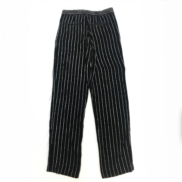 ZADIG&VOLTAIRE sequin stripes trousers | size FR34