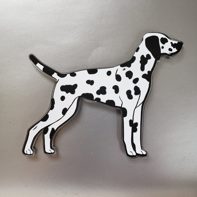 Dalmation Magnet
