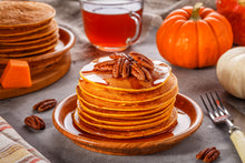 Load image into Gallery viewer, Pumpkin Pecan Waffle