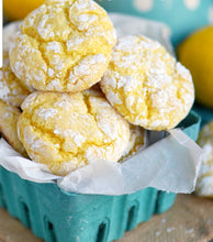 Load image into Gallery viewer, Lemon Sugar Cookie
