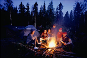 Campfire with Friends