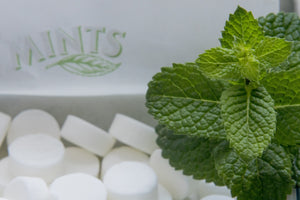 Old Fashioned Spearmint Candy