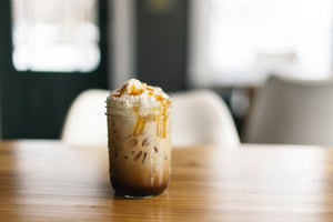 Whipped Caramel Coffee