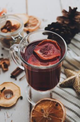 Cranberry Spiced Tea