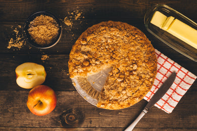 Mama's Apple Pie