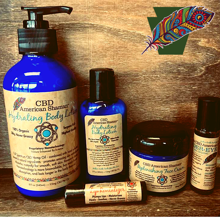 Use CBD This Winter to Prevent and Heal Dry Skin