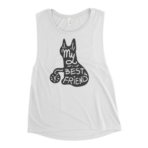 Cat Lover Sleeveless