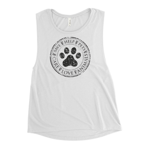 Dog Lover Sleeveless