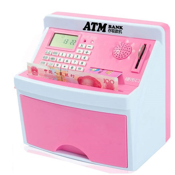 Piggy Bank Machine